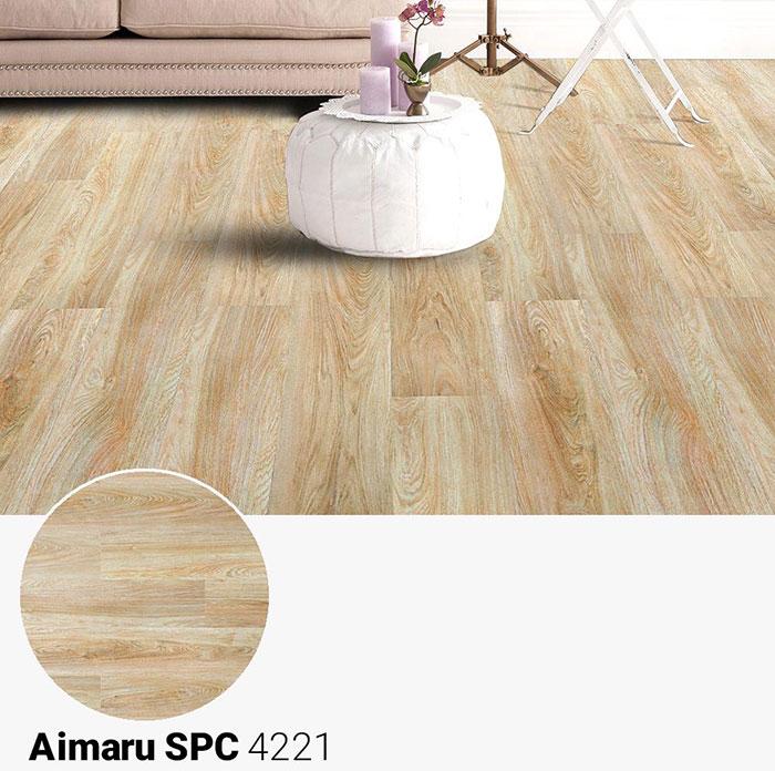 sàn nhựa giả gỗ Aiamru 4221