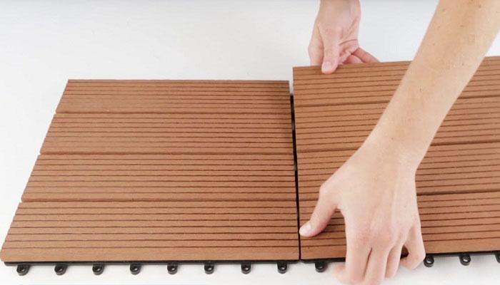 vỉ gỗ nhựa Composite