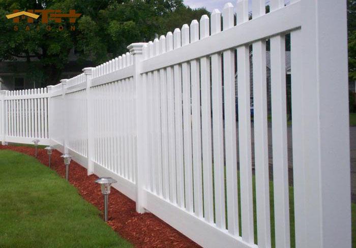 hàng rào gỗ nhân tạo Conwood